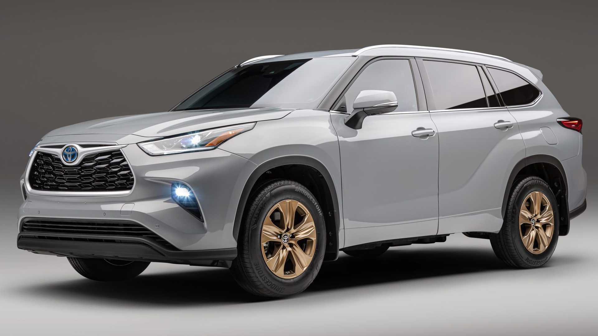 2022 Toyota Highlander Bronze Edition Debuts With Colorful Upgrades