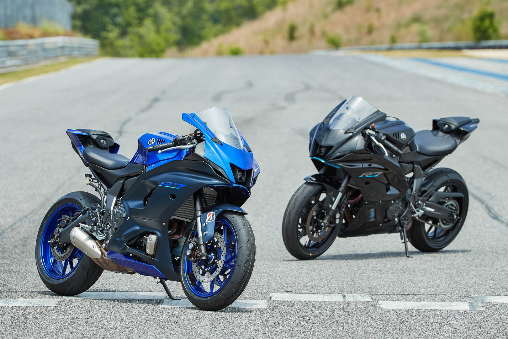 2022 Yamaha YZF-R7 Review: 17 First Track Ride Fast Facts