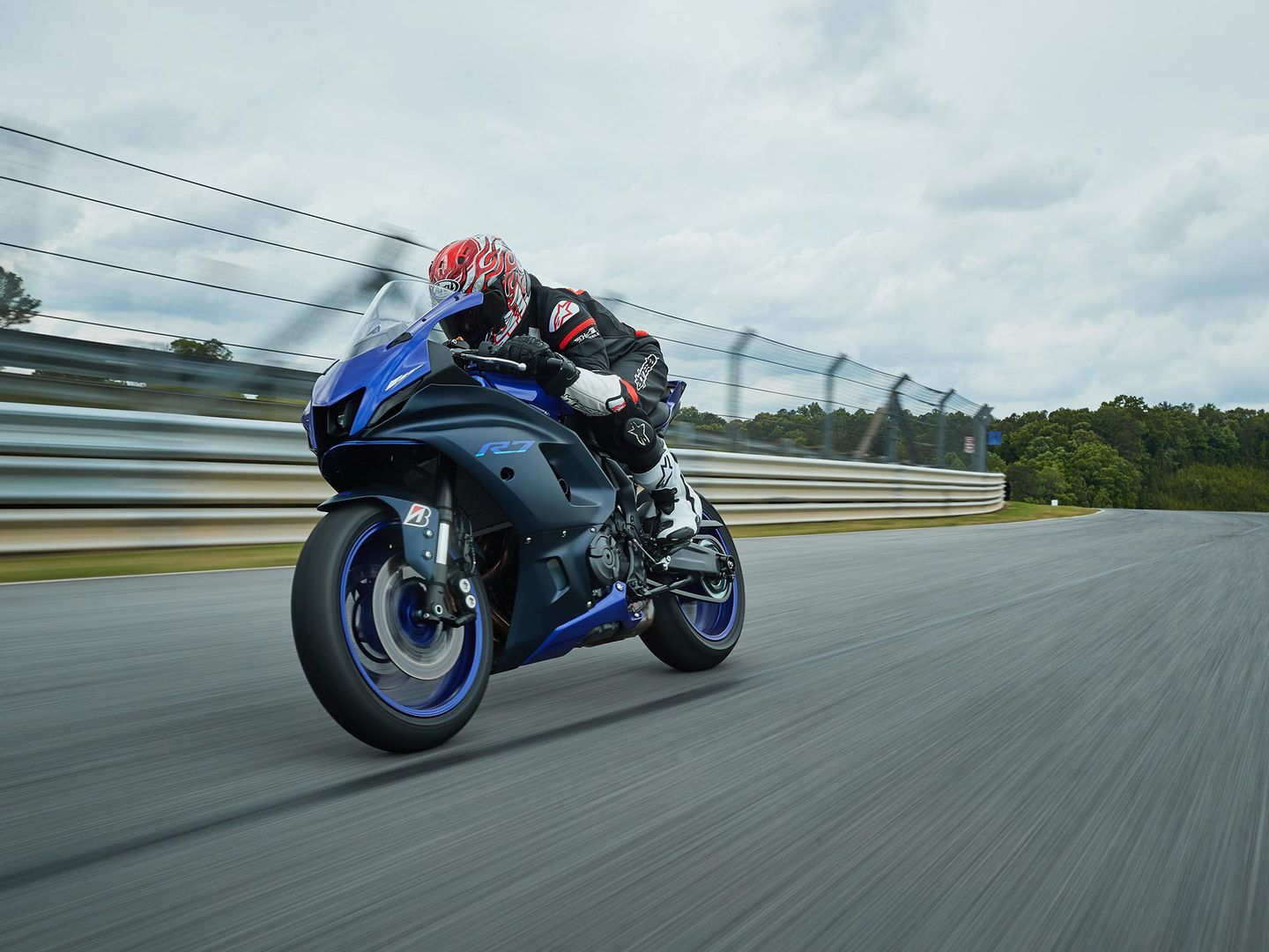 2022 Yamaha YZF-R7 Review – First Ride
