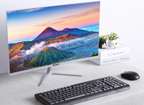 23.8-inch Monitor Review – 1080P IPS Curved Monitor
