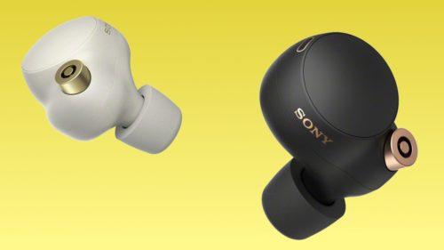 Sony headphones leak reveals new model to follow the WF-1000XM4