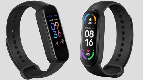 Xiaomi Mi Band 6 v Amazfit Band 5: cheap trackers face-off