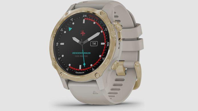Garmin launches smaller (and cheaper) Descent Mk2S dive watch