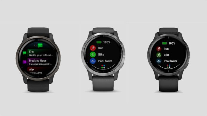Garmin Venu 2 v Venu v Vivoactive 4: Garmin smartwatches compared