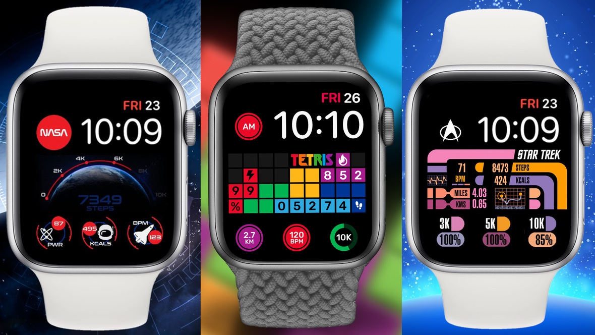 Apple Watch gets a huge watch face boost with Facer next-gen faces