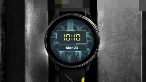 OnePlus Watch is getting a CyberPunk 2077 makeover
