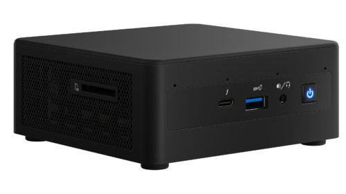 Intel NUC 11 Pro Kit Review