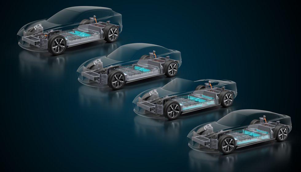 Williams and Italdesign Launch Their Own EV Platform