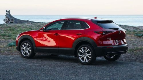 The 2021 Mazda CX-30 Turbo Makes One of Our Favorite SUVs Even Faster