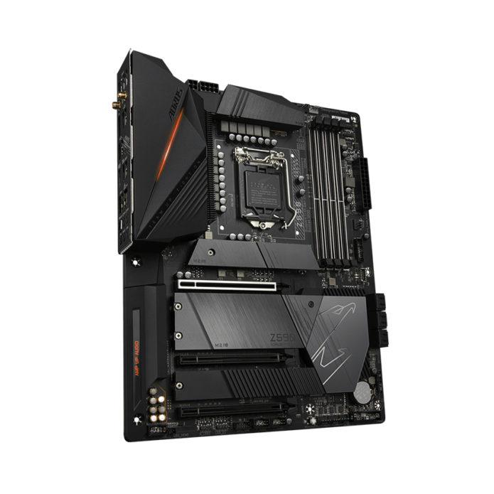 Gigabyte Z590 Aorus Pro AX Review