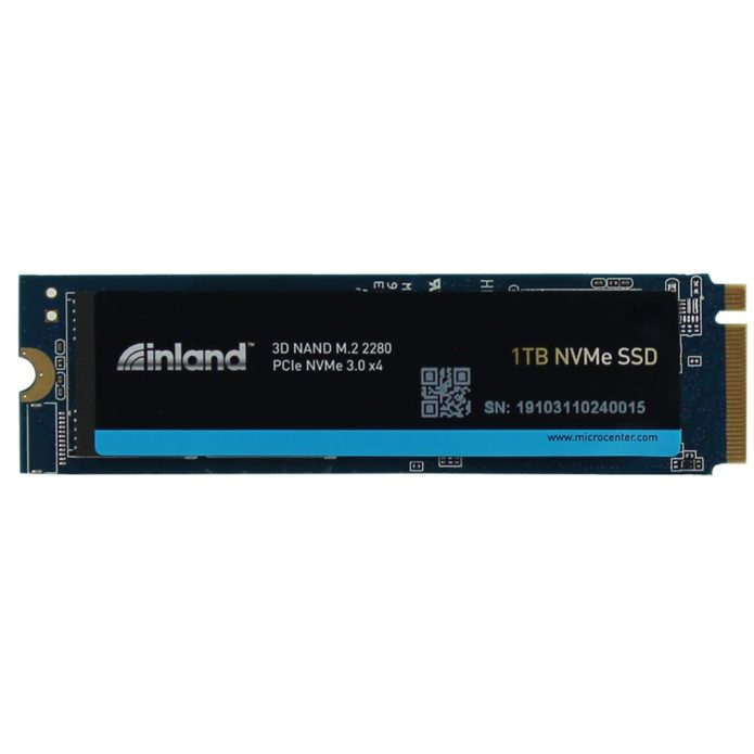 Inland Premium 1TB NVMe SSD Review