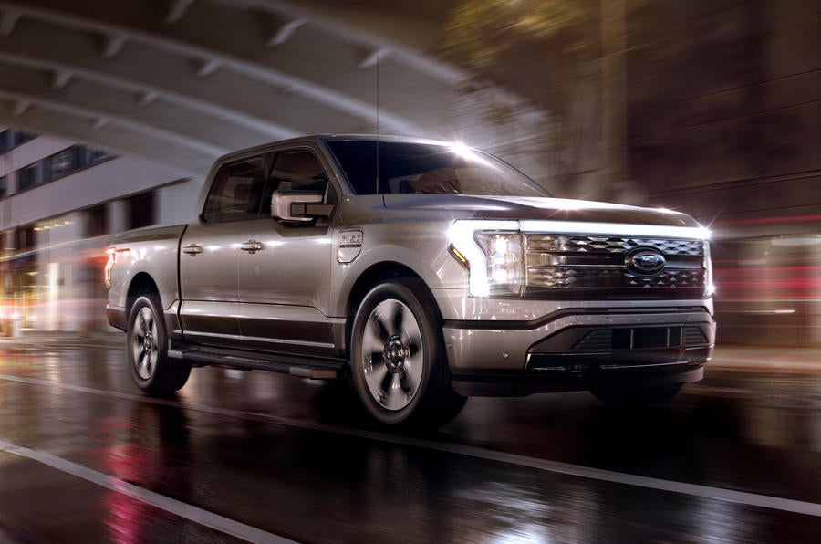 Ford F-150 Lightning is an e-truck for those who think Tesla's Cybertruck looks stupid