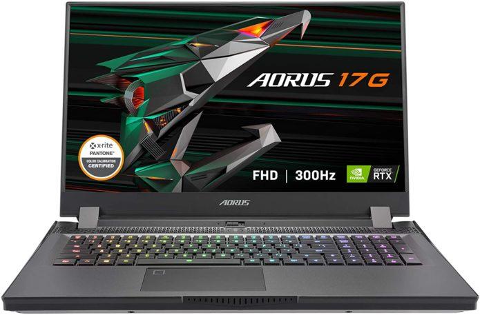 Aorus 17G YD Review
