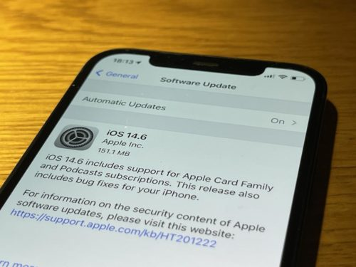 10 Things to Do Before Installing iOS 14.6