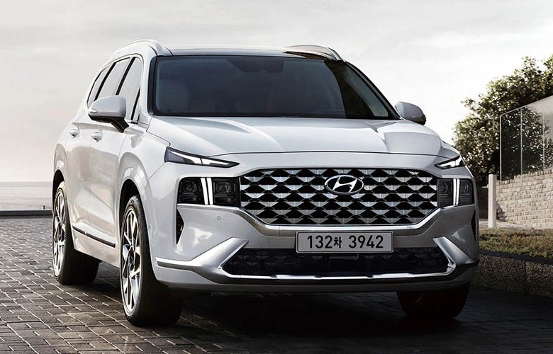 2021 Hyundai Santa Fe review