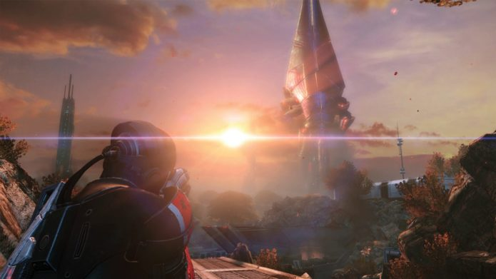 Mass Effect Legendary Edition is a bittersweet reminder of BioWare's brilliance