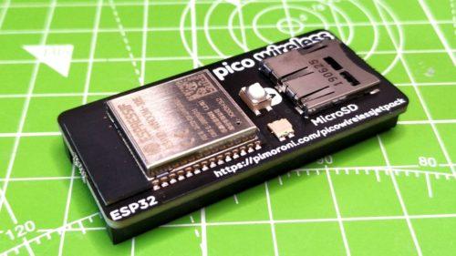 Pimoroni Pico Wireless Review