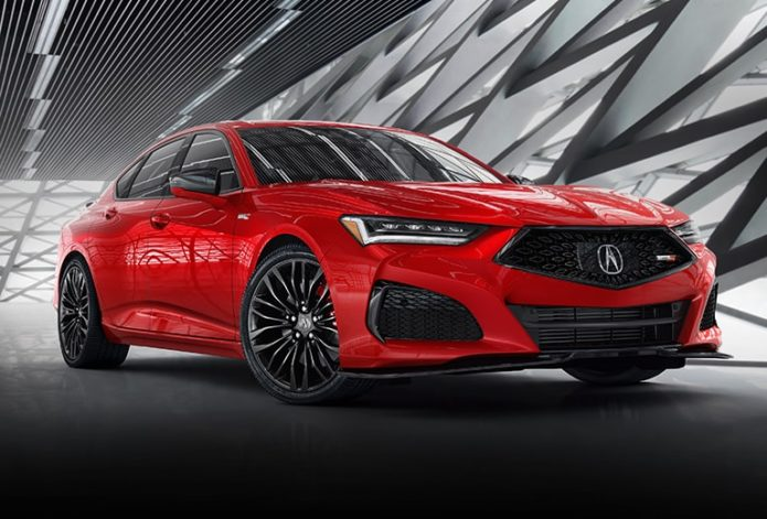 Acura TLX Type S Pricing Announced, Undercuts BMW M340i xDrive