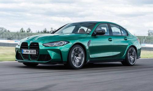 BMW M3 Touring Rendering Transforms Sedan Into A Menacing Wagon
