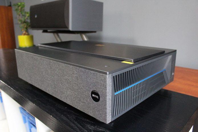BenQ V6050 UST 4K Laser Projector Review