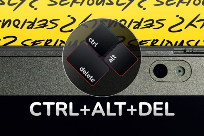 Ctrl+Alt+Delete: Webcams need to be drastically improved on laptops