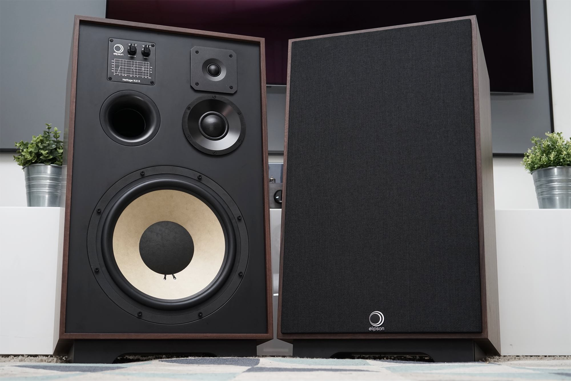 Elipson Heritage XLS 15 Speaker Review