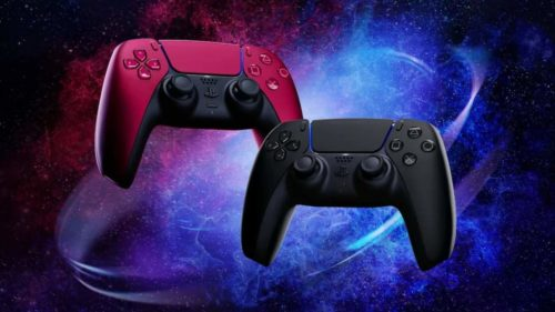 PS5 DualSense controller looks stunning in unofficial purple and green
