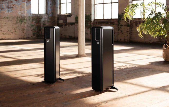 Q Acoustics launches Q Active 400 wireless floorstanding speakers