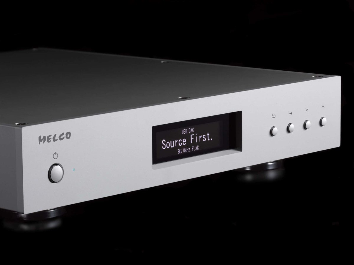 Melco Upgrades Their Flagship N1Z Digital Library