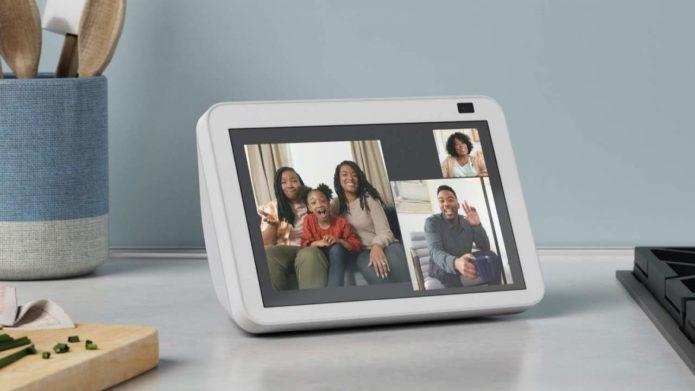 Amazon Echo Show 8 and Echo Show 5 get a 2021 camera upgrade