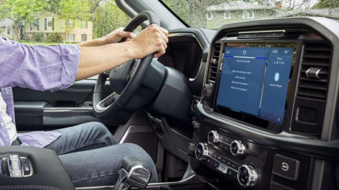 Ford is embedding Alexa in its newest models: Free data & new Power-Ups