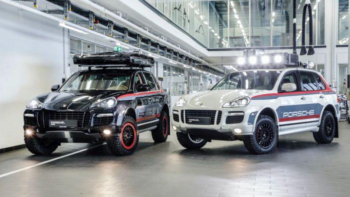 Porsche extends Performance Parts catalog for new and vintage Porsches