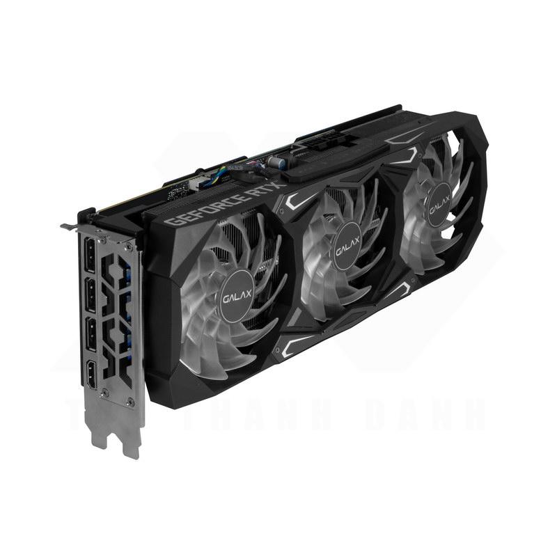 Galax RTX 3080 GPU launching with new cryptomining limiter