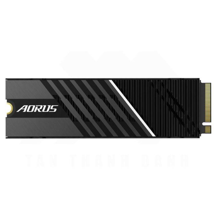 Gigabyte Aorus Gen4 7000s M.2 NVMe SSD Review