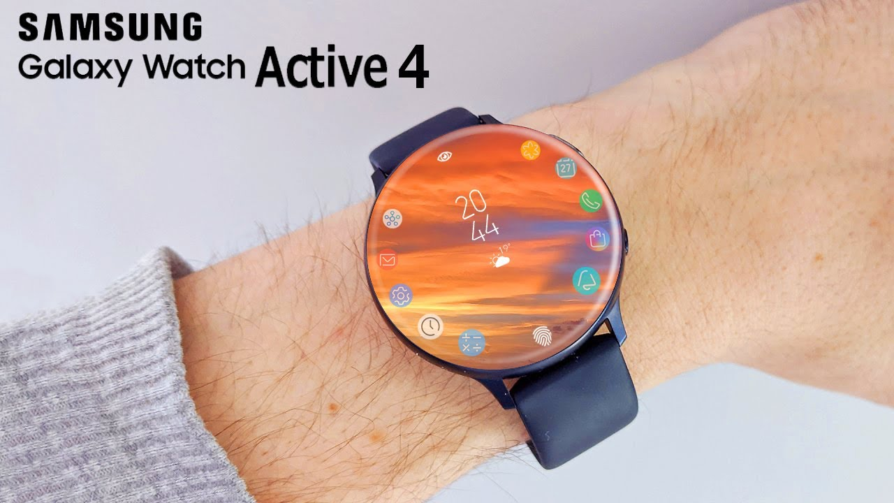 Samsung Galaxy Watch Active 4 could be a very powerful smartwatch