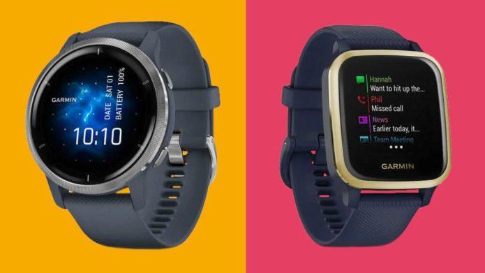 Garmin Venu Sq vs Garmin Venu 2: choose your next smartwatch