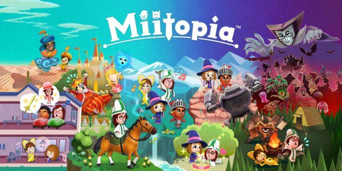 Miitopia (for Nintendo Switch) Review