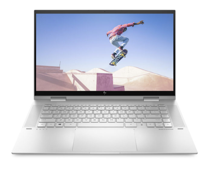 HP Envy 13 with Intel Tiger Lake and GeForce MX450 in review