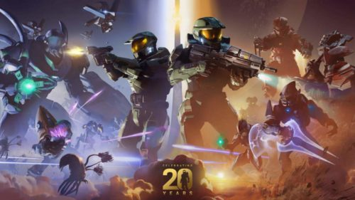 Microsoft reveals first Xbox and Halo 20th anniversary goodies