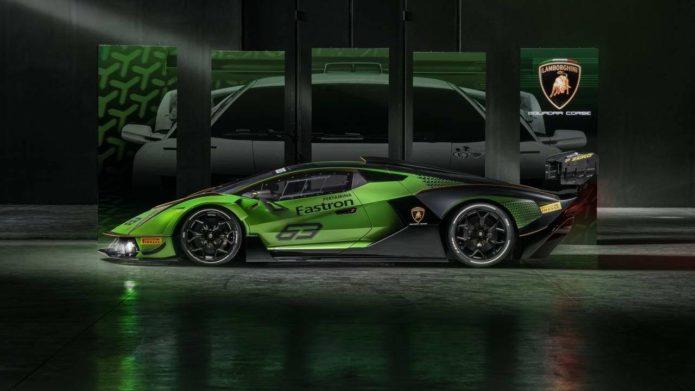Lamborghini Essenza SCV12 debuts in Asphalt 9: Legends on May 13