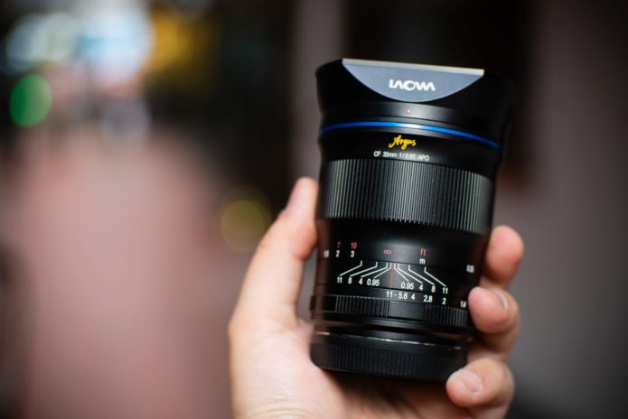 """Weekly News Round-up: Laowa 33mm F0.95 and the """"cheap"""" Leica 24-70mm F2.8"""