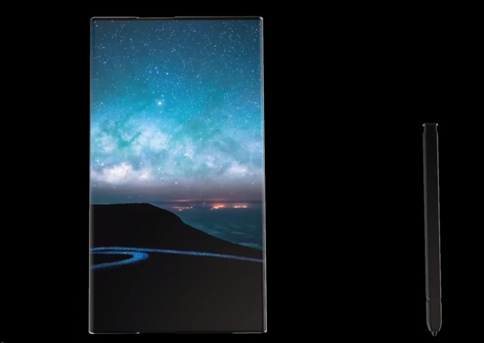 Forget foldables: Samsung Galaxy Roll release date just leaked