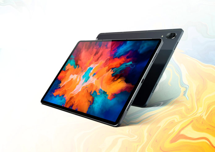 Lenovo Pad Pro 2021 Tablet Comes with a Separate Display Enhancement Chip