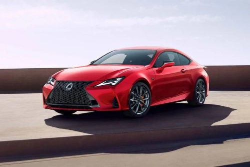 2021 Lexus RC300 F Sport review: Elegance and expectations