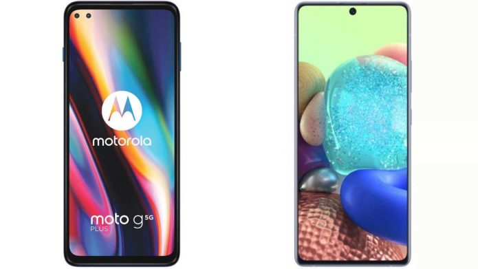Moto G 5G Plus vs Galaxy A71: Which Should You Buy?