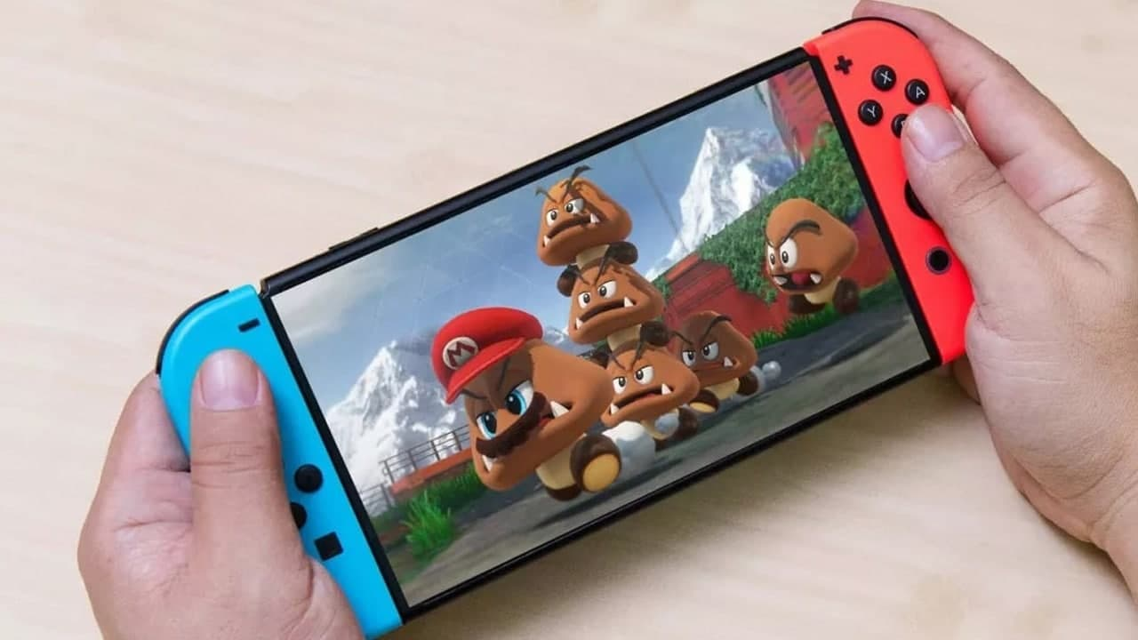 Nintendo Switch Pro with OLED display could launch in September
