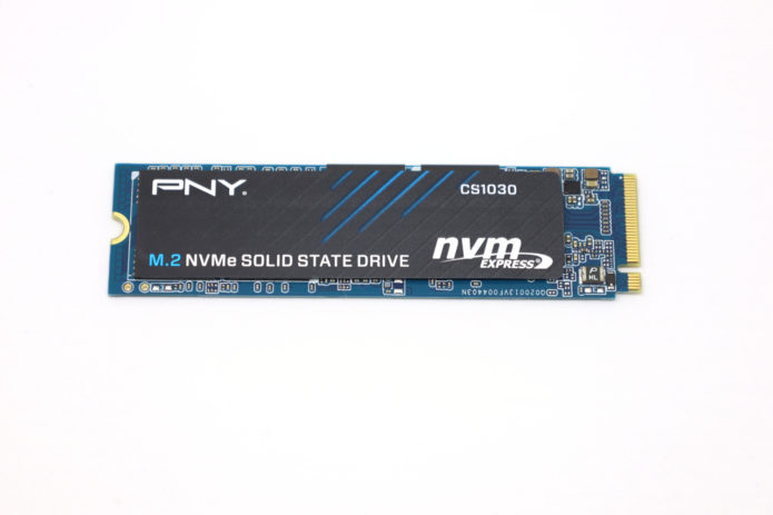 PNY CS1030 1TB M.2 NVMe SSD Review
