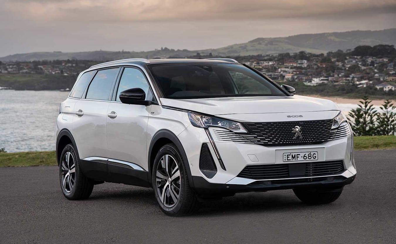 2021 Peugeot 5008 GT petrol review