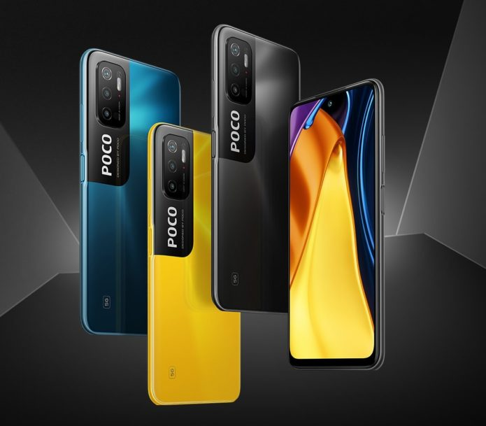 Xiaomi sets a release date for the POCO M3 Pro 5G, a budget handset with a MediaTek Dimensity 700 SoC and an eye-catching design