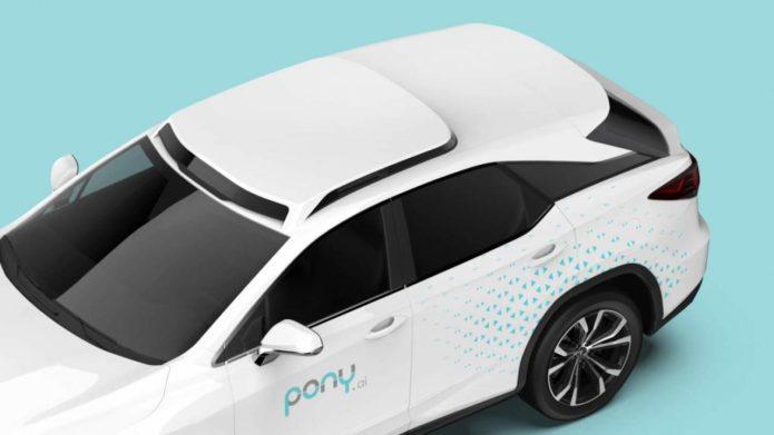 Sleeker Pony.ai self-driving SUV hints at more road-ready autonomous cars